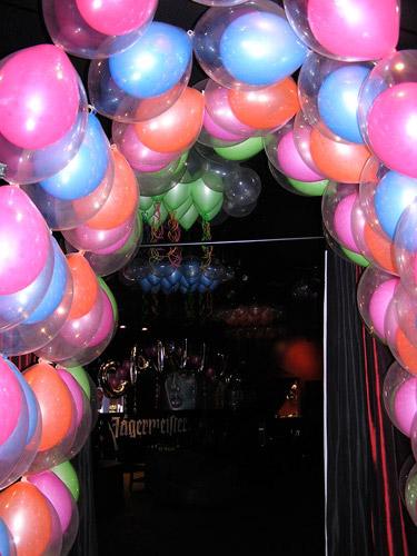 Balloon Decor Gallery | South Florida Balloon Decoration Gallery